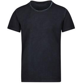 Regatta Calmon Camiseta Hombre, negro